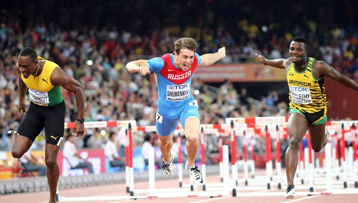 Сергей Шубенков: не ждал, что выбегу из 13-и секунд и стану чемпионом мира