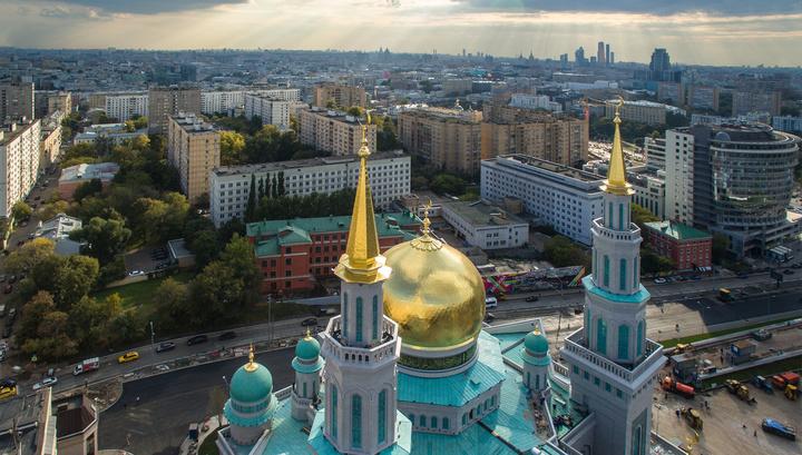 В столице приостановят движение в связи с открытием новой мечети