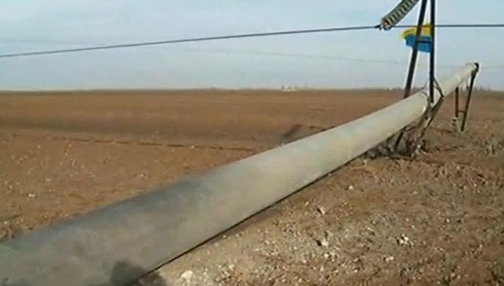 Минэнерго не в курсе о возобновлении украинских поставок электричества в Крым
