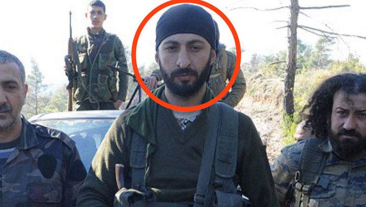 В СМИ попало фото и признание турка, стрелявшего в командира Су-24