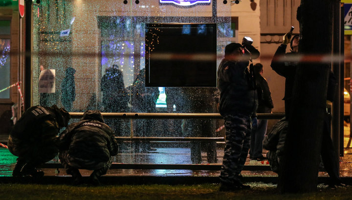 o_1186612 Разыскивается уроженец Кавказа, бросивший гранату в центре Москвы Антитеррор / терроризм Люди, факты, мнения