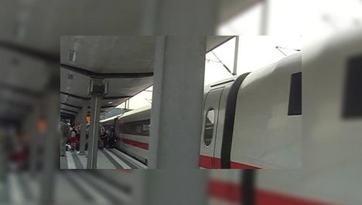 движения поездов из Москвы