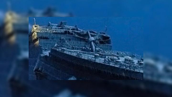 """Схема """"Титаника"""" продана с"""