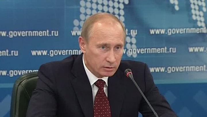 Путин: газовая отрасль должна