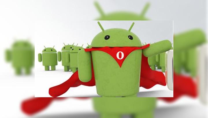 новая опера мини для андроида: