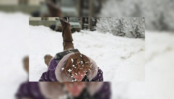 Бойцовский клуб в москве снег