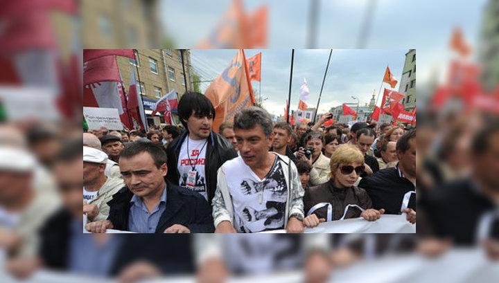 Болотная как репетиция Майдана