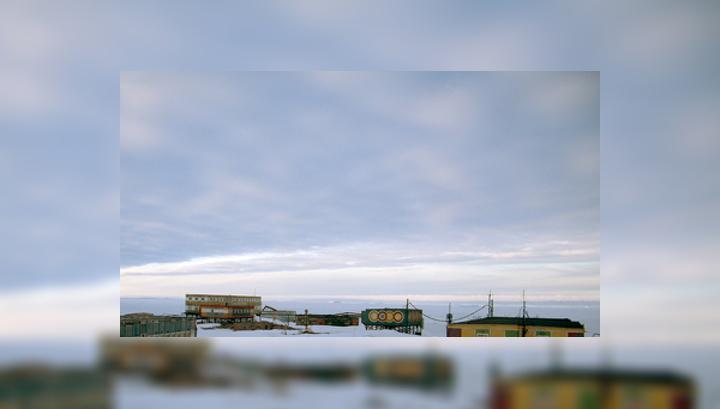 В Антарктиде зафиксирована рекордно низкая температура