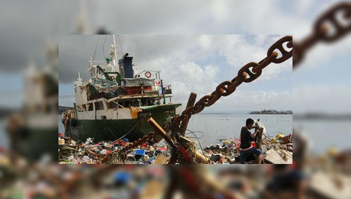 Миллионы евро жертвам тайфуна хайян