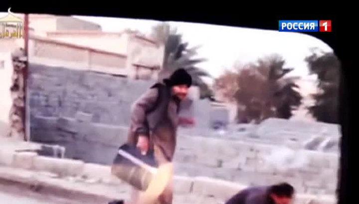 Иракские боевики сняли кино про свои