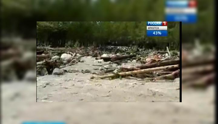 наводнения в Аршане: 6
