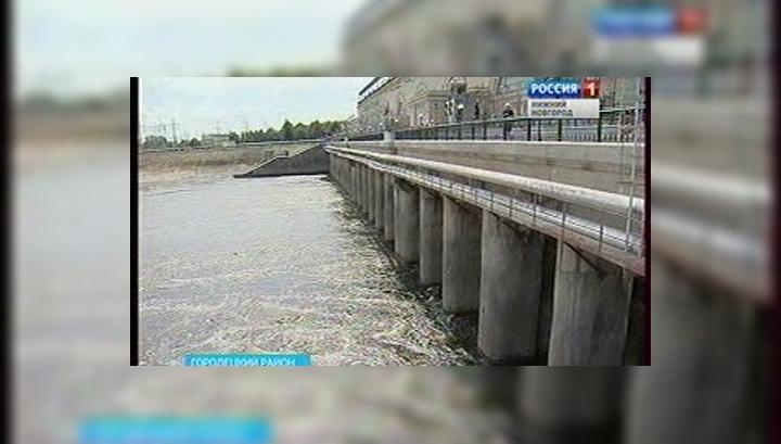 Нижегородская ГЭС перешла на