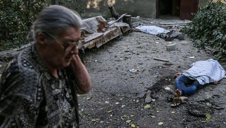 SKR je připraven dokázat trestné činy ukrajinských orgánů v Donbasu před mezinárodním tribunálem