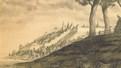 Автор: Нижегородский кремль XVII века. Рисунок С.Л. Агафонова из книги Агафонов С. Л. Нижегородский кремль / Под ред. И. С. Агафоновой, А. И. Давыдова. – Н. Новгород. 2008. С. 28.