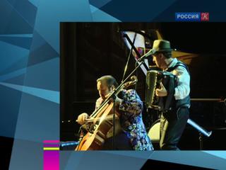 Новости культуры. Эфир от 29.07.2016 (19:30)