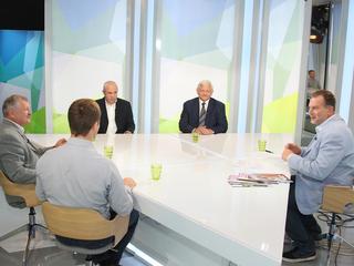 Наблюдатель. Валерий Рухледев, Владимир Рахов и Виктор Палённый. Эфир от 26.09.2016