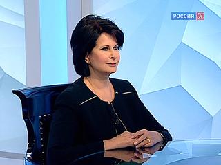Главная роль. Ольга Ростропович. Эфир от 25.10.2016