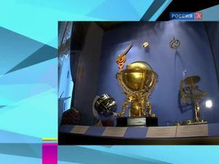 Новости культуры. Эфир от 27.10.2016 (19:30)