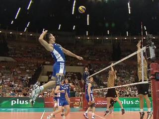 Волейбол. Чемпионат мира. Мужчины. Россия - Германия
