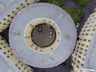 EXперименты. Необычные здания мира. Фильм 1. Петербургский дом-кольцо