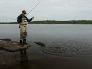 Диалоги о рыбалке. Кольский полуостров. Часть 1