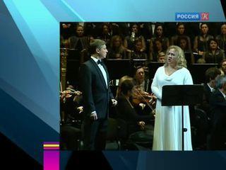 Новости культуры. Эфир от 26.09.2014 (23:15)