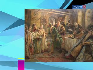 Новости культуры. Эфир от 25.03.2015 (23:30)