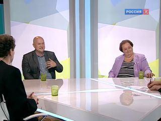 Наблюдатель. Елена Ленская, Гёран Холм и Мартин Кук. Эфир от 01.07.2015