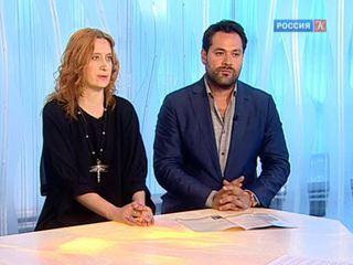 Худсовет. Елена Макарова и Ильдар Абдразаков. Эфир от 06.06.2015