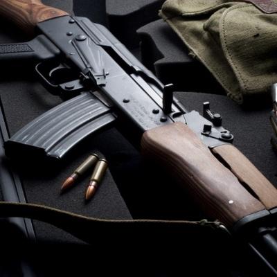 Парижские террористы купили оружие в Германии