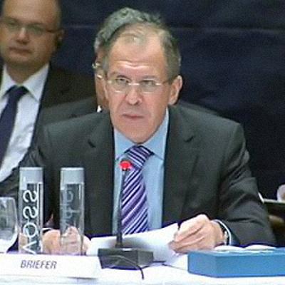 Лавров проведет ряд двусторонних встреч в рамках переговоров в Вене