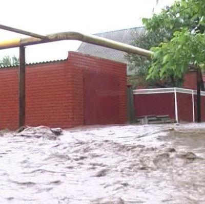 Паводковая  ситуация  ухудшилась на  Алтае