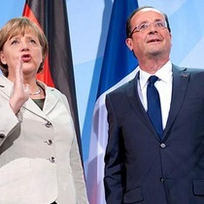 Меркель и Олланд выступили за чрезвычайный саммит ЕС