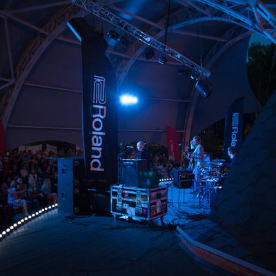 Концерт группы «Сегодняночью» - Летняя студия «Маяка»