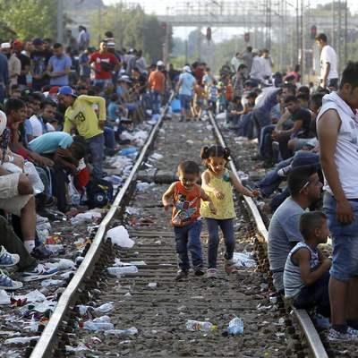 Еврокомиссия и Турция разработали план по остановке потока мигрантов