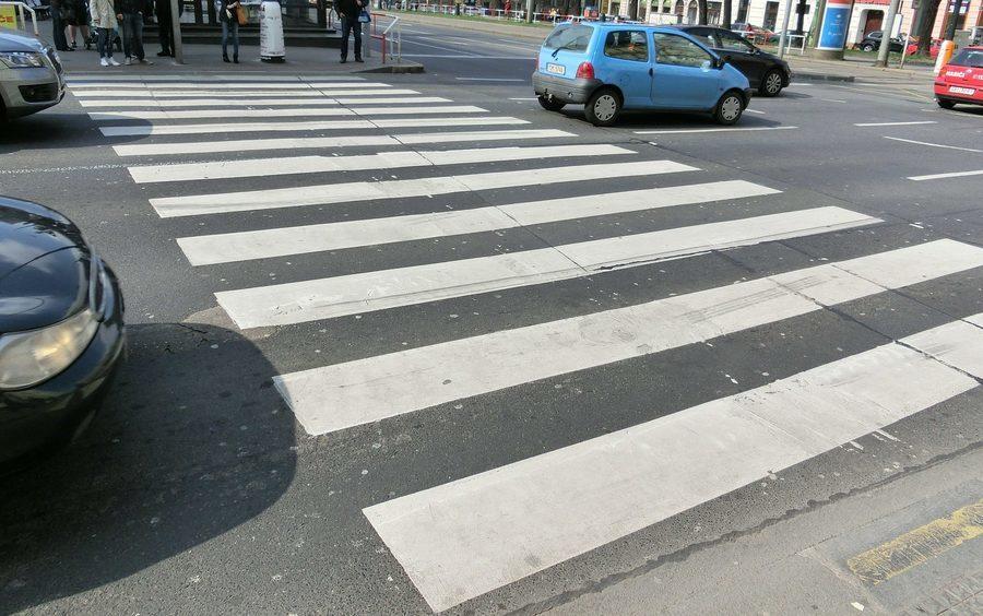 переход стоянка под штрафы пешеходный знаком