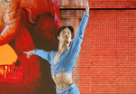 Рената Шакирова. Вариация Лауренсии из балета