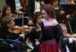 На сцене Концертного зала Чайковского дали
