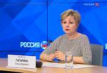 Елена Гагарина рассказала о выставочных планах Музеев Московского Кремля