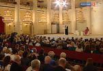 Состоялся первый съезд Общества русской словесности