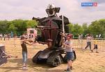 Фестиваль науки, технологий и искусств прошёл в Коломенском