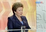 Наина Ельцина, Михаил Швыдкой, Анатолий Иксанов. Эфир от 01.11.2012