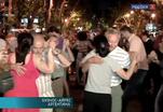 Буэнос-Айрес превратился в танцевальную площадку