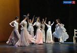 Национальный испанский театр танца представил в Москве балет