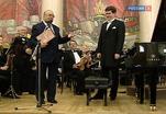 Денис Мацуев выступил в МГУ