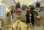 Рождество в Преображенском соборе Спасо-Вифанского монастыря