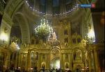 В православных храмах прошли божественные литургии