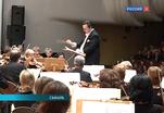 Игнат Солженицын выступил с оркестром Самарской филармонии