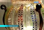 В Париже - экспозиция муранского стекла