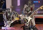 Хэви-метал роботы завоевывают мир